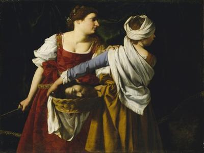 Judith and Her Maidservant with the Head of Holofernes