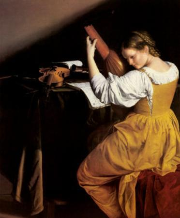 The Lute Player, c.1610