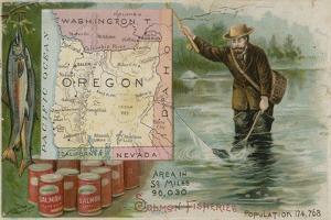 Oregon - Salmon Fisheries