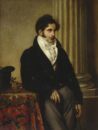 Portrait of Count Sergey Semionovich Uvarov (1786-185), 1815-1816
