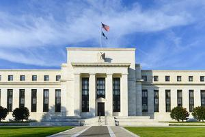 Federal Reserve Building in Washington Dc, United States by Orhan