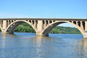 Key Bridge - Washington DC by Orhan
