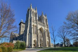 National Cathedral, Washington DC United States by Orhan