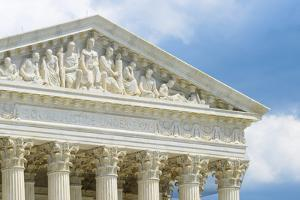 Supreme Court Building, Washington D.C. United States of America by Orhan