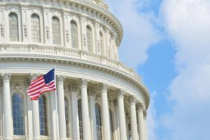 US Capitol Building - Washington DC by Orhan
