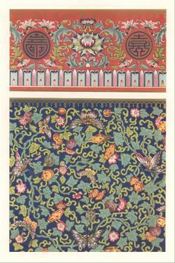 Oriental Floral Patterns