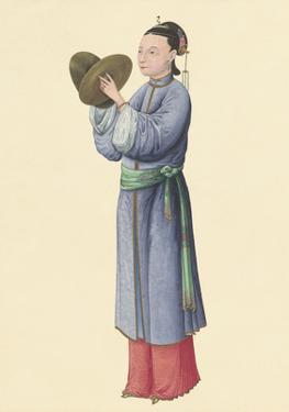 Musican I by Oriental School
