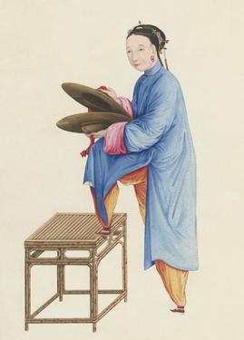 Musician IV by Oriental School