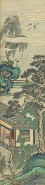 Silk Scroll X by Oriental School