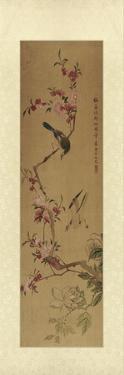 Oriental Silk I