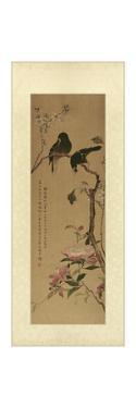 Oriental Silk III