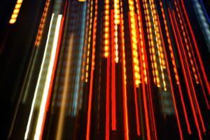 Abstract Colorful Lines by oriontrail2