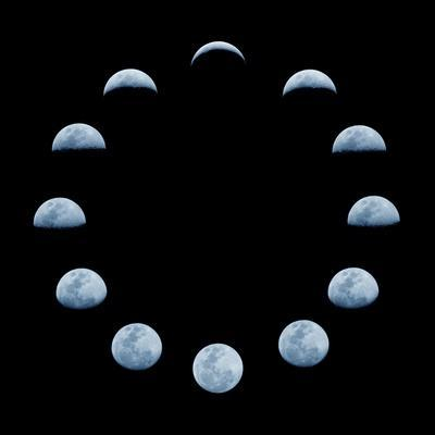Moon and it's Phases