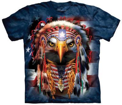 Orlando Baca- Native Patriot Eagle