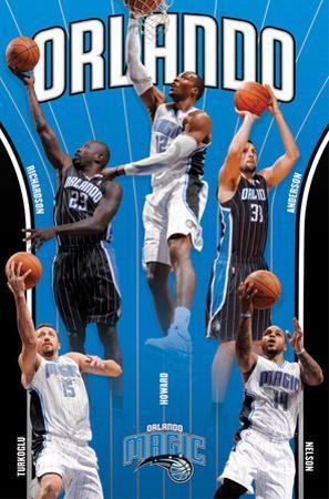 Orlando Magic - Team 2011
