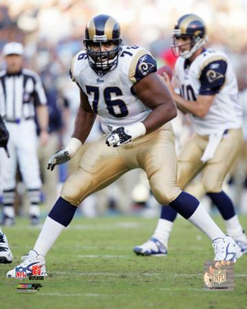 Orlando Pace 2006 Action