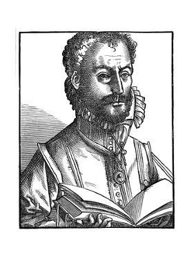Orlandus Lassus, Flemish Renaissance Composer and Musician, 16th Century