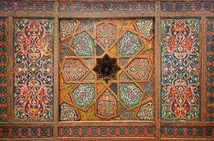 ornaments Khiva Uzbekistan