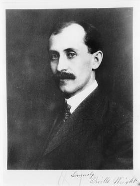 Orville Wright, 1903