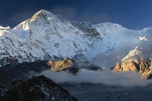 Cho Oyu Peak. Sagarmatha National Park. Solukhumbu District. Nepal by Oscar Dominguez