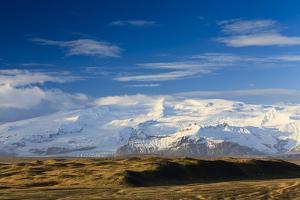 Glacier Near Hofn. Vatnajokull National Park. Southern Iceland by Oscar Dominguez