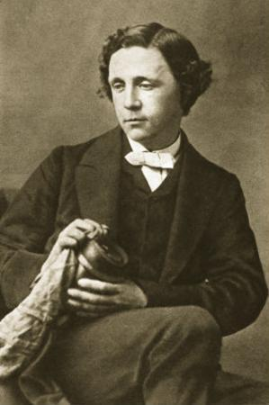 Portrait of Lewis Carroll, 28th March 1863