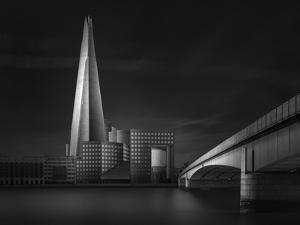 Lucid Dream II - The Shard and London Bridge by Oscar Lopez