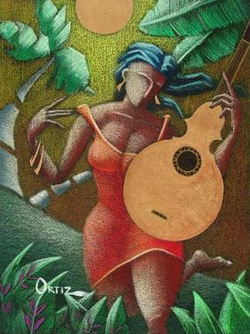 Musician by Oscar Ortiz
