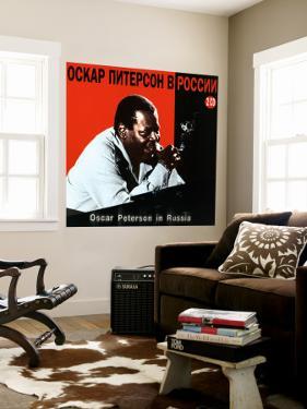 Oscar Peterson In Russia