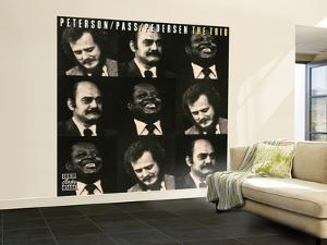 Oscar Peterson, Joe Pass, Niels-Henning Orsted Pedersen - The Trio