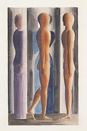 Formation, Tri-Partition, 1926