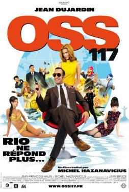 OSS 117: Rio ne Repond Plus - French Style
