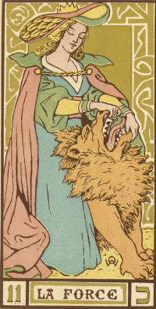 Tarot: 11 La Force, Strength