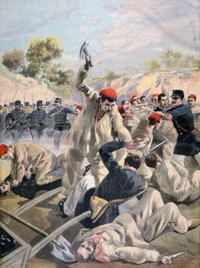 A Revolt of French Anarchists in Guyana, 1894 by Oswaldo Tofani
