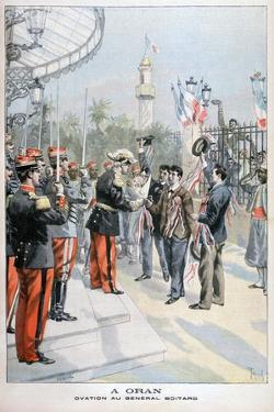 General Boitard, Oran, Northwestern Algeria, 1898 by Oswaldo Tofani