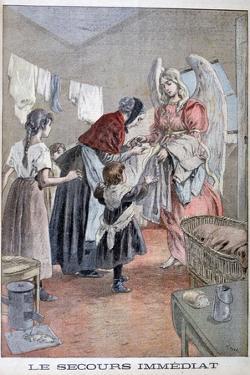 Immediate Help, 1899 by Oswaldo Tofani