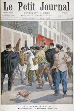 Indochinese Unrest, Exposition Universelle, Paris, 1900 by Oswaldo Tofani