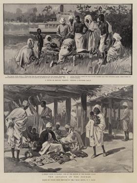 The Advance in the Soudan by Oswaldo Tofani