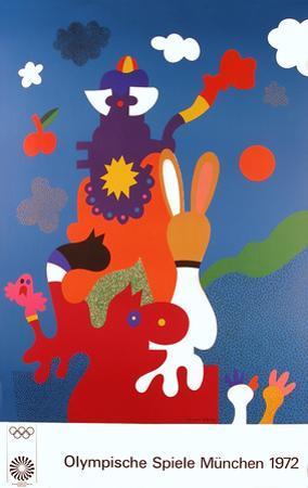 1972 Olympic Art