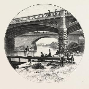 Ottawa, Head of the Locks, Rideau Canal, Canada, Nineteenth Century