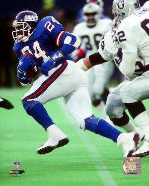Ottis Anderson 1989 Action