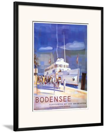 Bodensee by Otto Baumberger