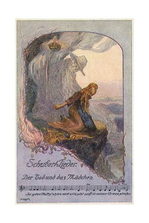 Schubert, Death, Maiden