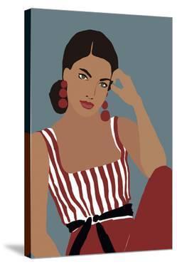 Fashionista Gaze by Otto Gibb