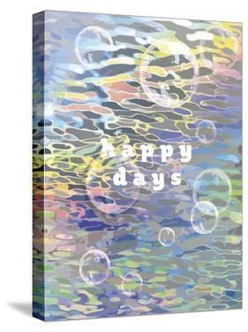 Happy Bubbles by Otto Gibb