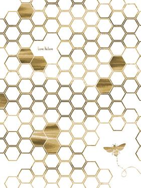 Honeycomb Love by Otto Gibb