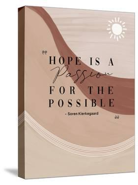 Hope is a Passion by Otto Gibb