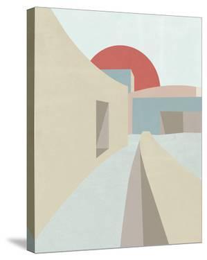 Modernist Metropolis by Otto Gibb