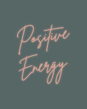 Positive Energy by Otto Gibb