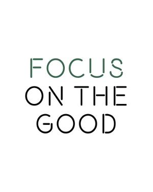 Positive Focus by Otto Gibb